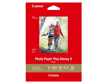 Canon 5x7 Glossy Photo Paper