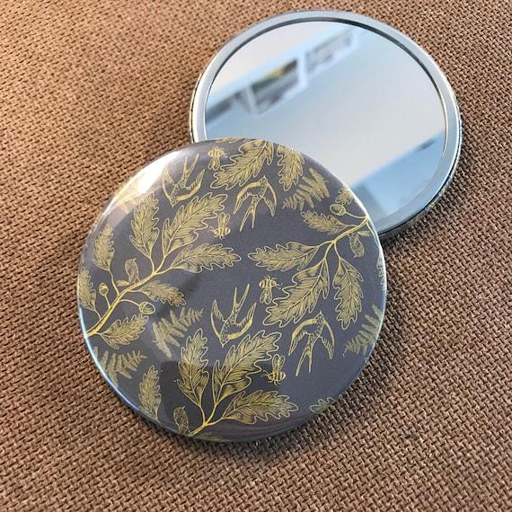Birds & Bees - Pocket Mirror