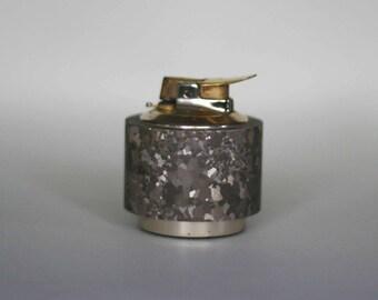 vintage mid century modern table lighter
