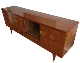 ON SALE Credenza/Bar from France, 1930s Art Deco Period