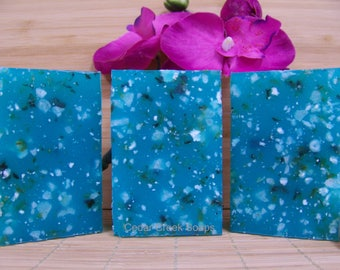 Salty Dog Seaweed Soap with Dead Sea Salt Refreshing Sea Salt Scrub Soap