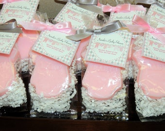 10 Baby Shower Favors Baby One Piece Soaps Boy Girl Custom Party Favors