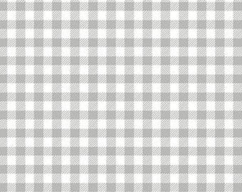 Gingham Baby Bedding - Fitted Crib Sheets /Gray Baby Bedding /Mini Crib Sheets /Unisex Changing Pad Covers /Etsy Cot Sheets /Neutral Bedding