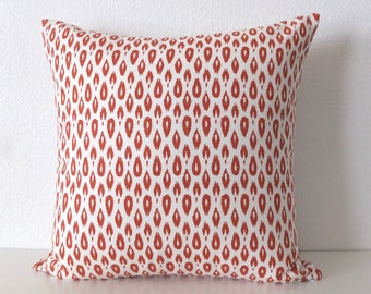 Nate Berkus Ginger Geometric Designer Pillow Cover