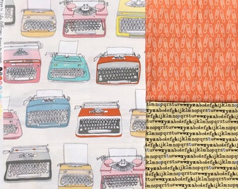 Type Julia Rothman Windham fabrics 3 FQ set