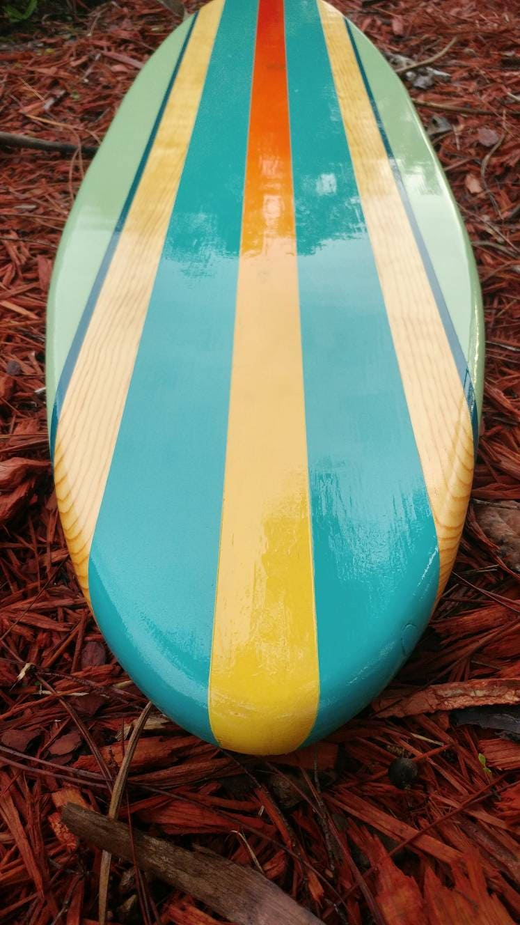 Excellent Surfboard Wall Art Contemporary - The Wall Art ...