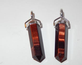 Red Tigers Eye- pendant