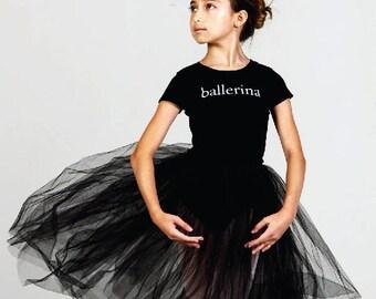 Ballet T-Shirt - Ballerina