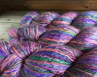 Changeling Mulberry Silk/ Kid Mohair. New Dawn Of An Old Day