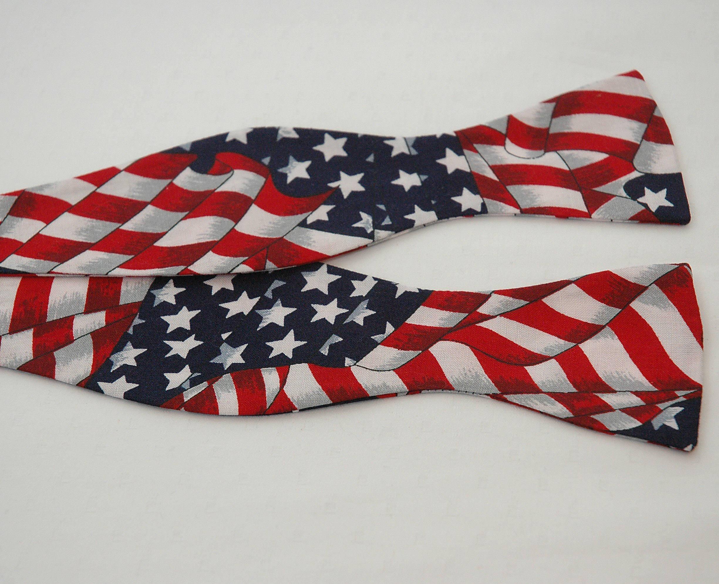 american flag bow | eBay