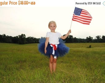 Summer sale Nautical Navy Patroitic Tutu