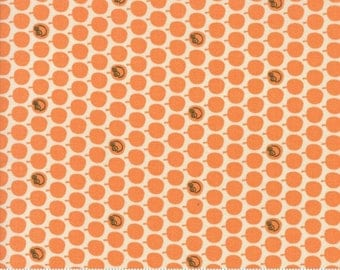 Hocus Pocus by Sandy Gervais - Pumpkins in Pumpkin (17937-13) - 1 Yard