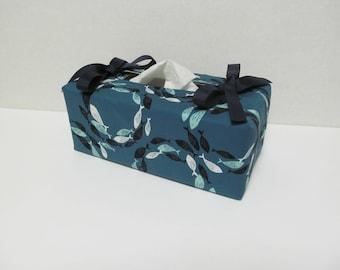 Tissue Box Cover/Fish