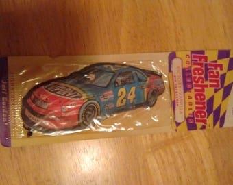 SALE Vintage Fan Freshener NASCAR NIB