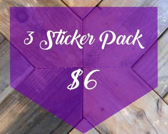 3 Sticker Pack for Lighters - choose from stickers in my shop, lighter wraps, lighter skin, lighter cover, lighter sticker, smoke weed