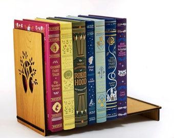 Tree of life book etsy for Tree of life bookshelf