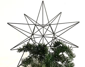 10 POINTED XL STAR - wall hanging ir tree topper