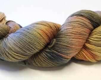 SOFTY Merino Cashmere 4 ply hand dyed yarn