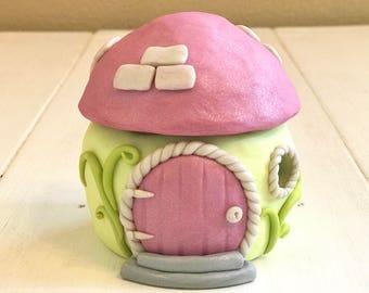 Tooth Fairy House - Handmade