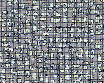 Gleaned Gold Dust Double Border in Stone, Carolyn Friedlander, Robert Kaufman Fabrics, 100% Cotton Fabric, AFR-17293-155 STONE