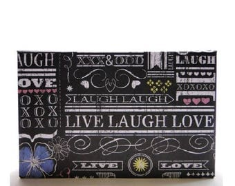 Basic Magnetic Makeup Palette Eye Shadow Eyeshadow Empty Organizer Storage anothersoul live laugh love