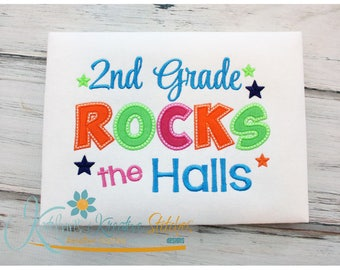 2nd Grade Rocks the Halls