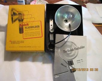 Vintage Kodak Flash Holder w/ Standard Bracket..50's era