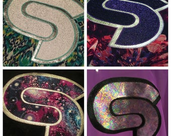 Ladies of Sector 9 CUSTOM Kimonos with STS9 applique patch
