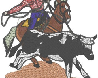 15 5X7 Rodeo machine Embroidery Designs Downloadable formats