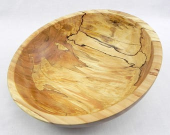 Wood Bowl, spalted - 586