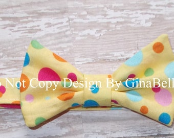 Circus Birthday cake smash carnival baby shower bow tie or tie Only polka dot Royal light blue orange green pink 9 12 18 24 toddler