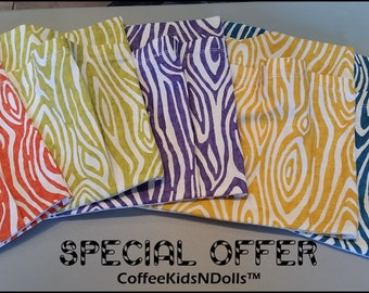 Classroom Chair Pocket Covers // Chair Pockets // Seat Sacks // Teacher Organization // You Choose Quantity  // Willow Duck // SPECIAL OFFER