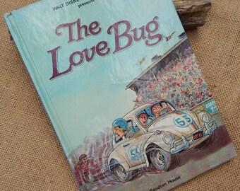 "Disney's Herbie The Love Bug  Copyright 1979  ~  The Love Bug  ~  Walt Disney Productions presents ""The Love Bug""   Copyright 1979"
