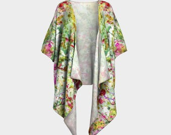 Ideal Snuggling Daisy Kimono with