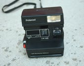 Polaroid 600 Business Edition, Film, Polaroid Film Camera, Business Edition, Instant film, Camera, Vintage, Flash Photography, Polaroid Film