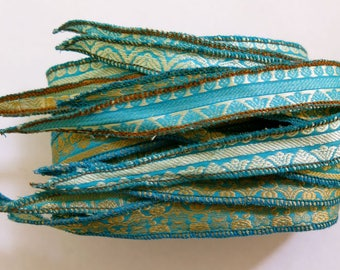 Brocade Silk Ribbon, W630