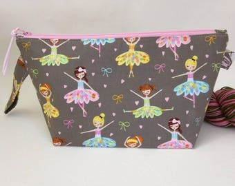 Sock Wedge Bag - Ballerina Girls