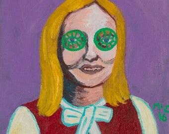 MaryAnne - Original Acrylic Painting