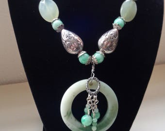 Jade  Necklace:  Jem of the ages