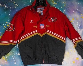 San Francisco 49ERS Sports Jacket Size L