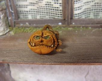 spooky pumpkin  - 12/24th scale