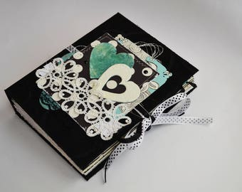 Hybrid, Scrapbook Journal