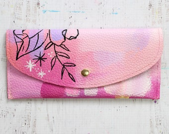 Funky Floral Wallet - 8