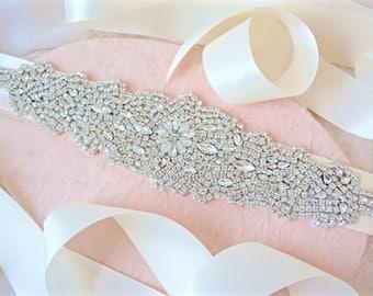 Rhinestone Sash,Bridal Sash,Wedding Sash,Crystal Sash,Bridal Belt,Wedding Belt,Crystal Belt,Rhinestone Belt,Bridal Accessories