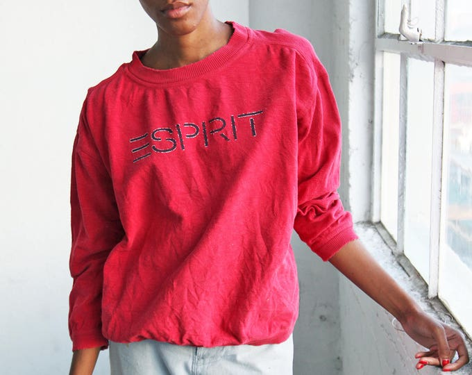 SALE 60% OFF 90s ESPRIT Sweatshirt