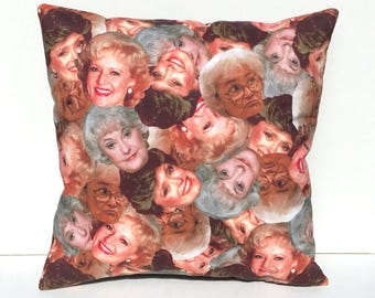 Thank You For Being a Friend - Small Throw Pillow - Golden Girls