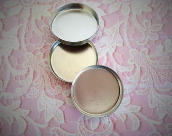 Ready to Fill Solid Perfume Locket Refill Pans,  (3 pc)  Item: B1952