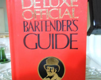 Mr Boston Deluxe Bartenders Guide 1978