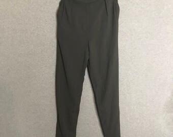 EMANUEL UNGARO Pants Size: 10