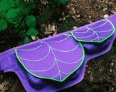 CUSTOM Leaf Fanny Pack, Hip Bag, Bumbag, Waterproof Bag, Festival Bag, Cute Fanny Pack, Tropical Leaf Bag, Boho Pocket Belt, Unisex Hip Bag